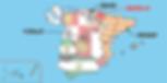 パンプローナの位置-地図