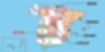 セビージャの位置-地図