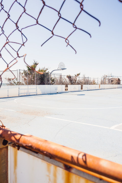 Tom Nevers Basketball Court, Off Limits