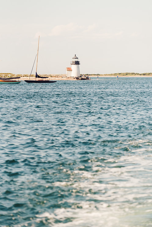 Brant Point from the Water