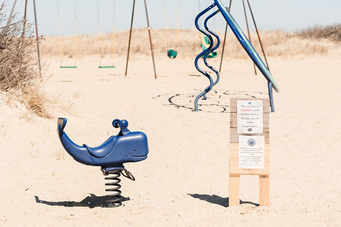 Jetties Playground, Off Limits