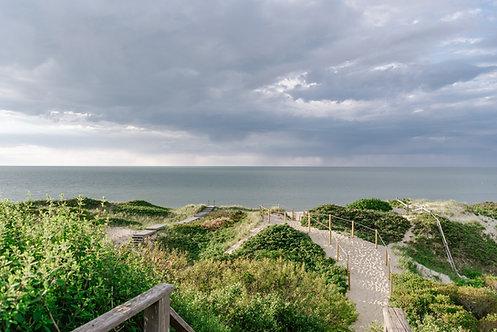 Steps Beach Storm
