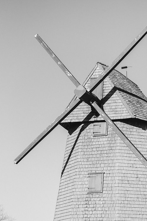 Old Mill 2 BW