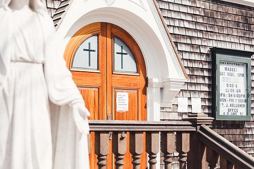Closed St. Mary's Church