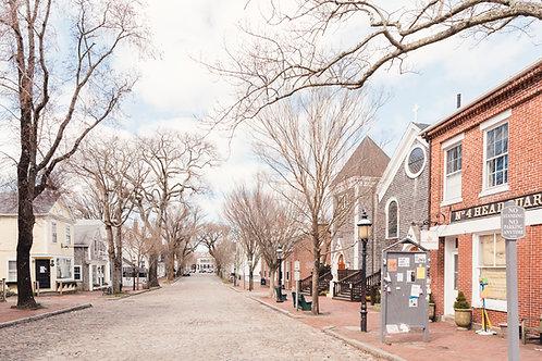Deserted Federal Street 2