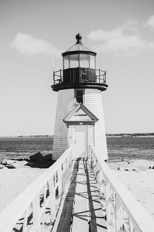 Brant Point Off Season 2 BW