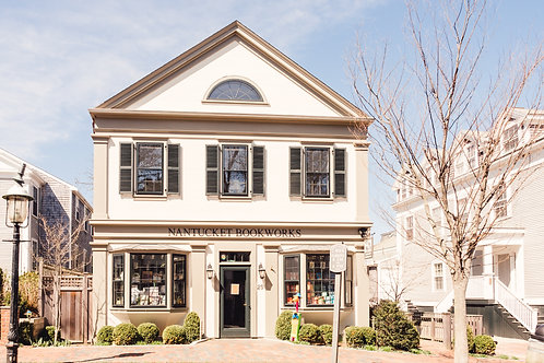 Nantucket Bookworks, Closed