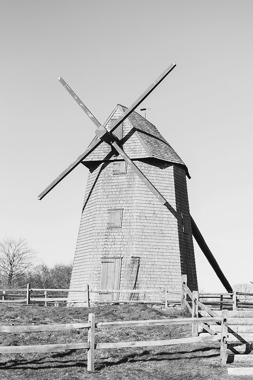 Old Mill 1 BW