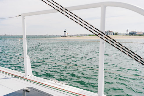 Approaching Brant Point