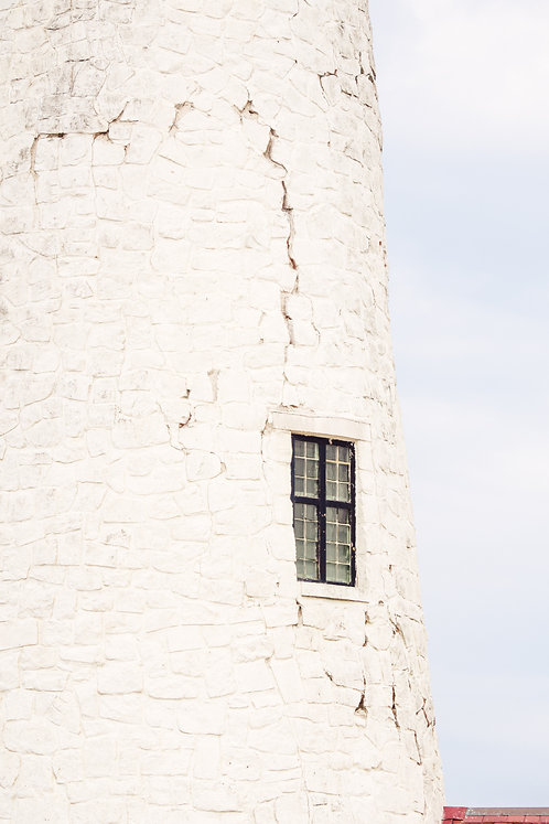 Great Point Lighthouse Detail 2