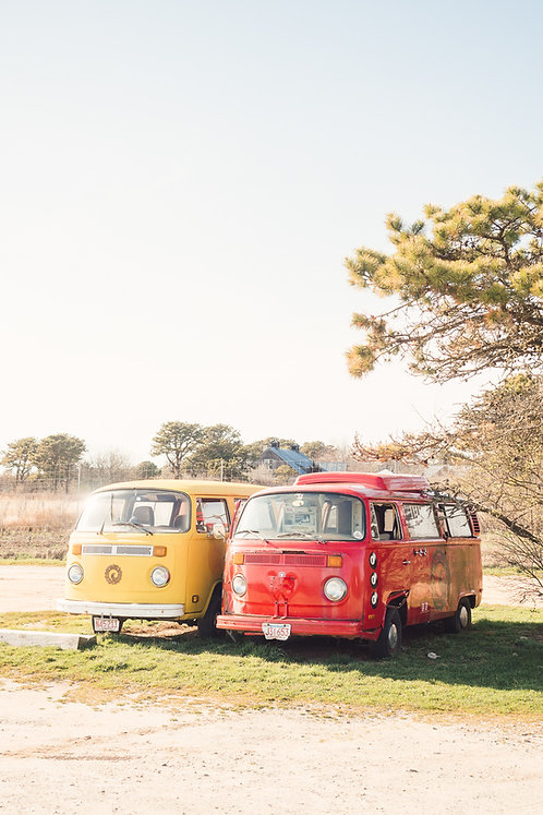 Cisco Brewery Volkswagen Busses