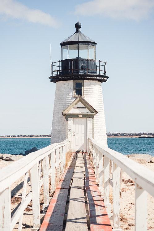 Brant Point Lighthouse Spring 1
