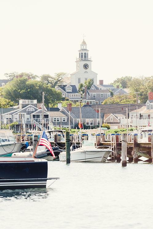 Town Pier View