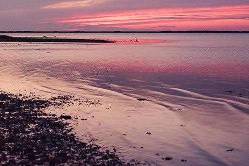 Purple Sunset at Shawkemo