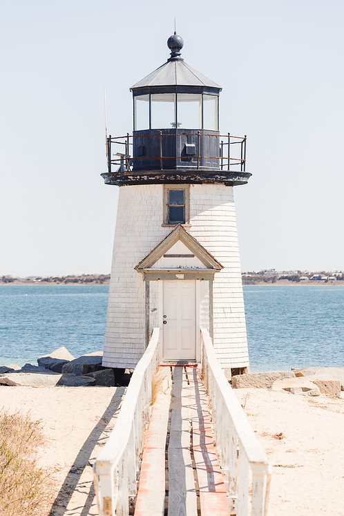 Brant Point Lighthouse Spring 2