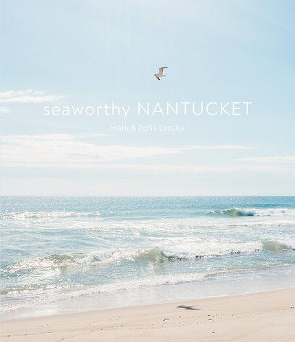 seaworthy NANTUCKET, Coffee Table Book