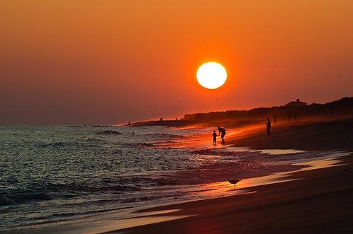 Surfside Beach Sunset