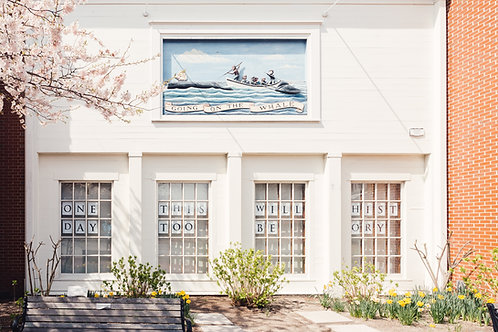 This Too Will Be History, Nantucket Whaling Museum