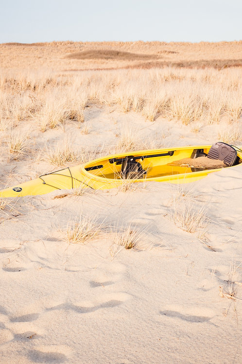 Buried Kayak 2