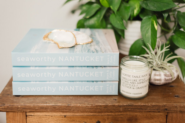 Nantucket coffee table book