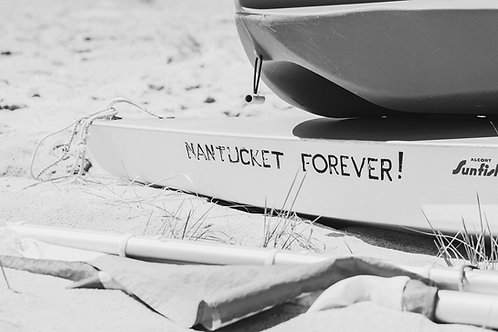 Nantucket Forever! 1 BW