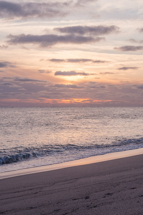Cisco Beach Sunset