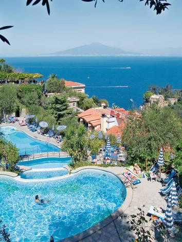 sorento palace hilton, amalfi coast ital
