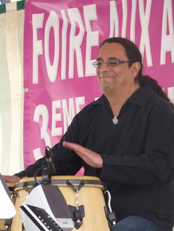 Percussioniste - musique bretonne