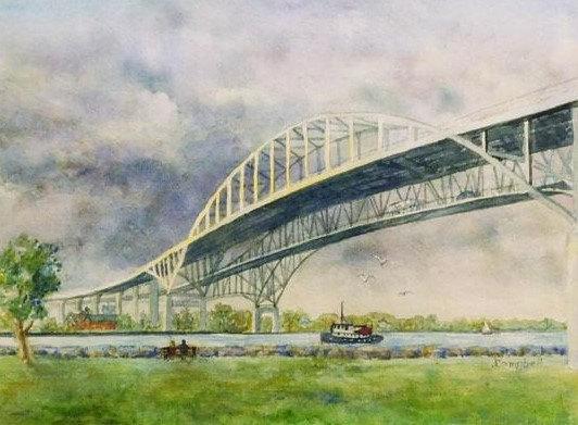 Bluewater Bridge