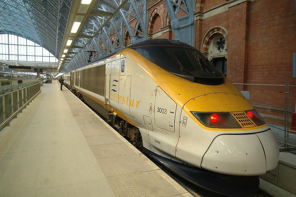 Eurostar - London