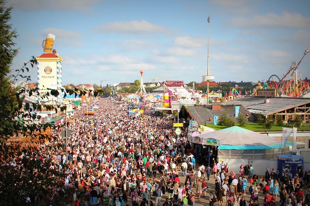 Ocktoberfest Germany