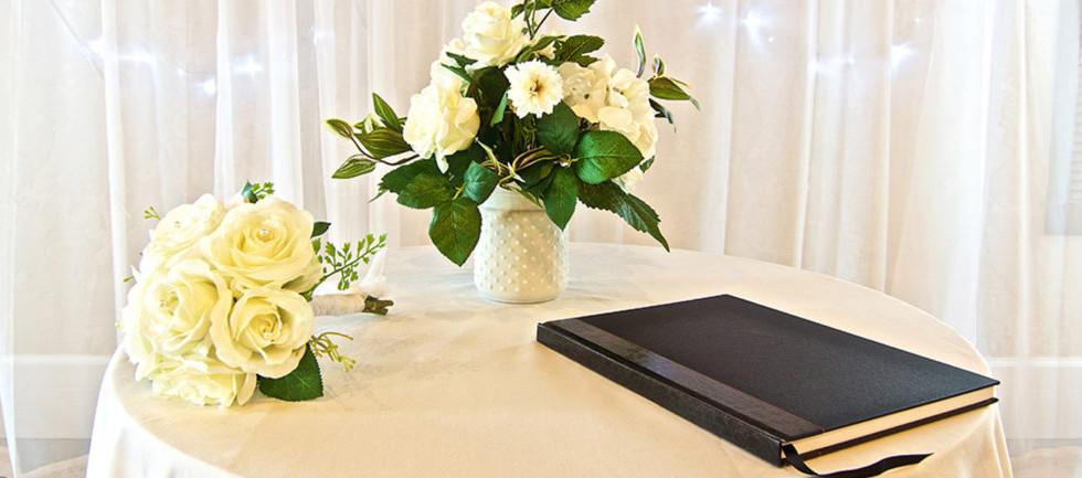 Bridal Guest Book