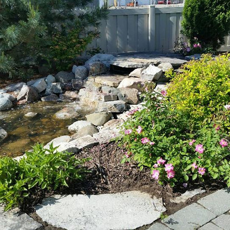 Cobblestone Pond