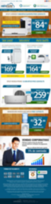 Criação de E-mail Marketing (newsletter)