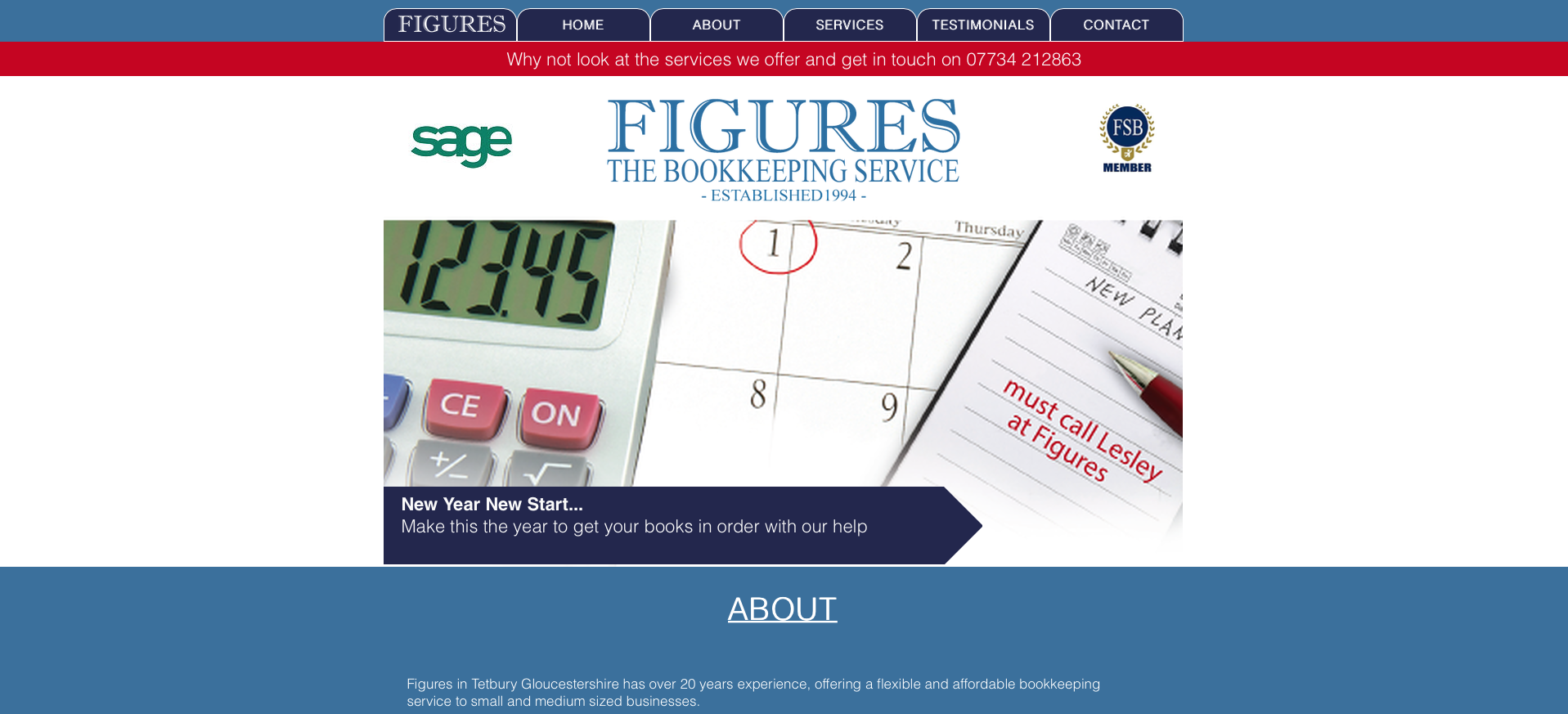 Figures Website