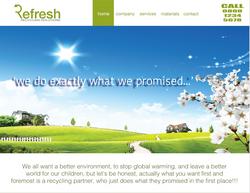 Refresh Website