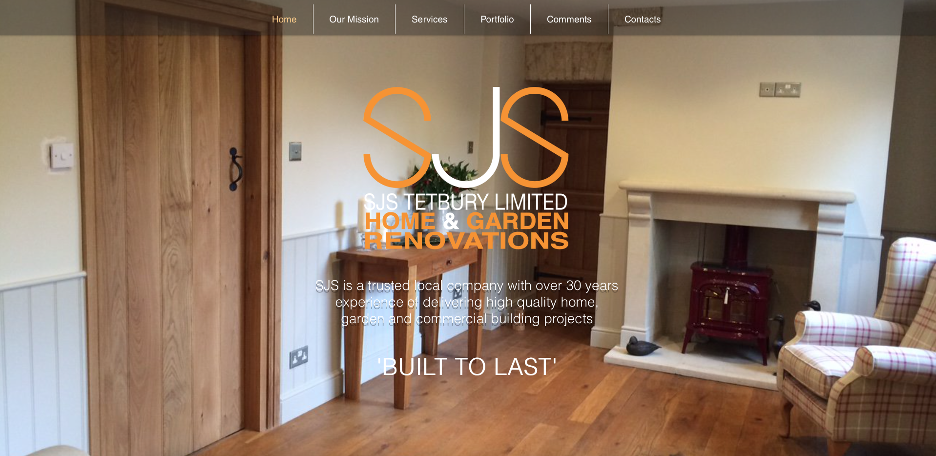 SJS Tetbury Website