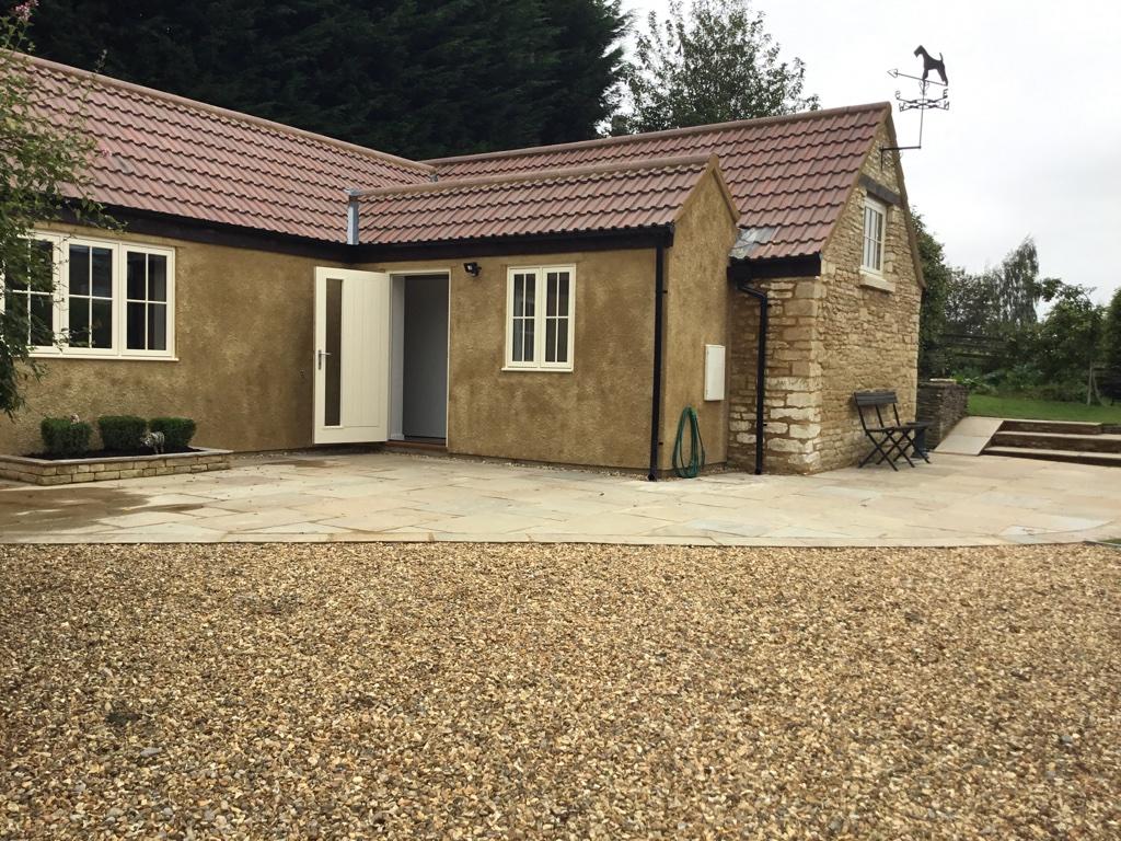 New Building Tetbury