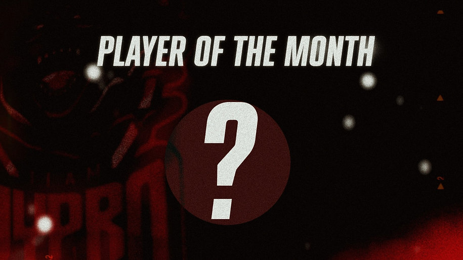 Hypro Player Of The Month