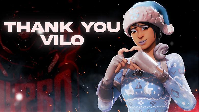 Thank You Vilo