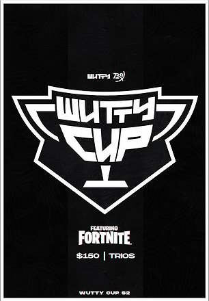 Wutty Cup Poster