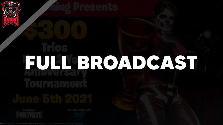 The Hypro 2 Year Anniversary Tournament Full Broadcast Thumbnail