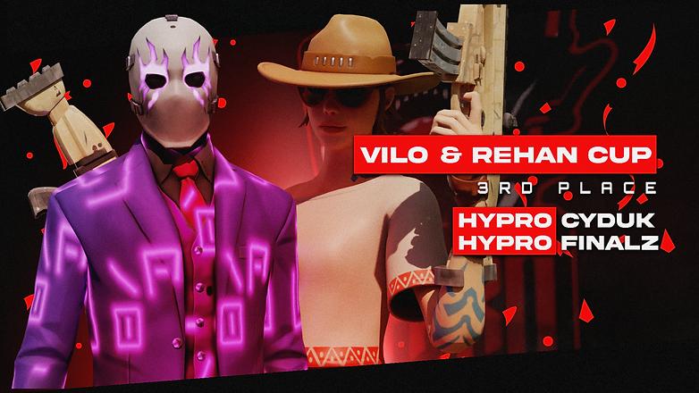 Hypro Finalz & Hypro Cyduk 3rd Place Vil