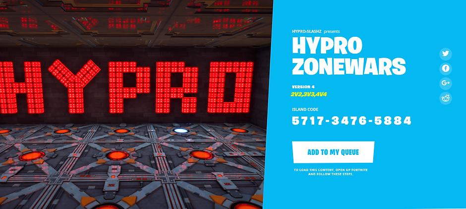Hypro ZoneWars