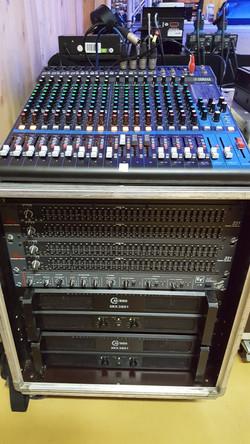 Rack d amplification