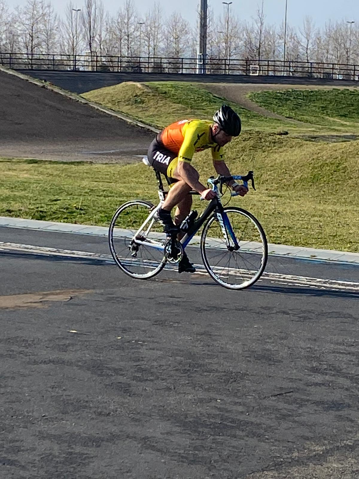 Velodrome Training