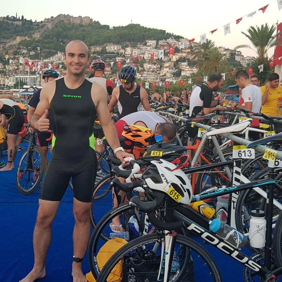 Olympic Distance Alanya