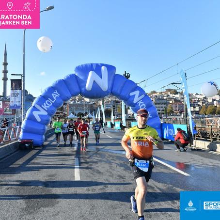 Race Report - Istanbul Marathon
