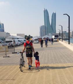 Dad & Daughter Time