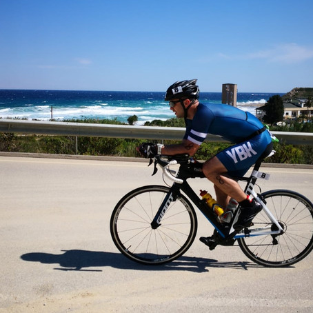 Race Report - Cyprus April Joke Triathlon / Duathlon